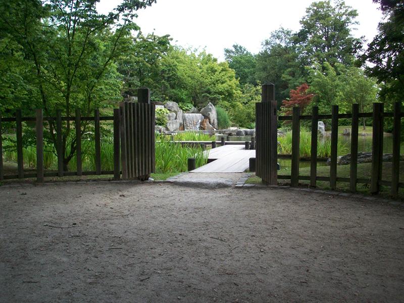 Le jardin japonais en belgique for Jardin belgique