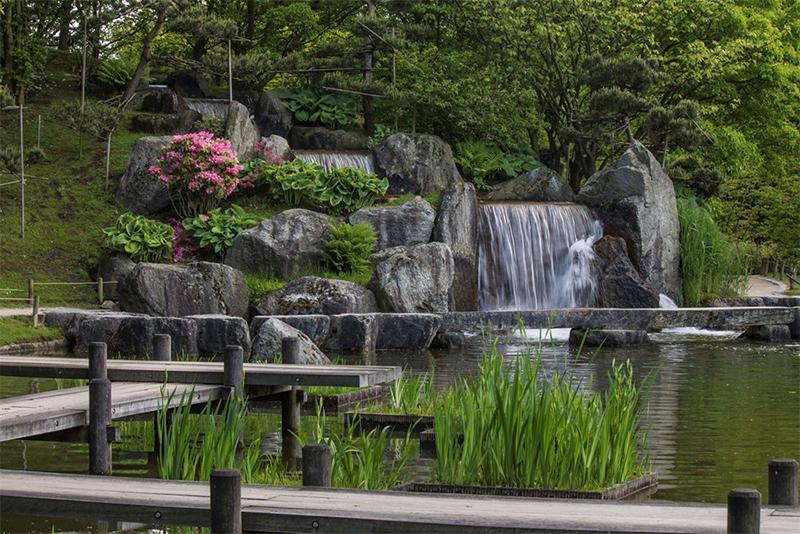 Le jardin japonais en belgique for Jardins a visiter